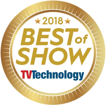 2018 NAB Show Best of Show Awards