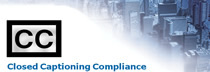 Closed Captioning Compliance webinar