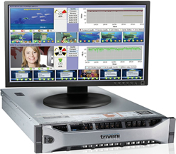 StreamScope RM-50 HBE MPEG transport stream monitor
